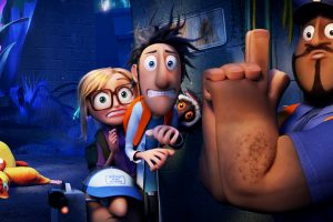 2013 Cloudy With A Chance Of Meatballs 2
