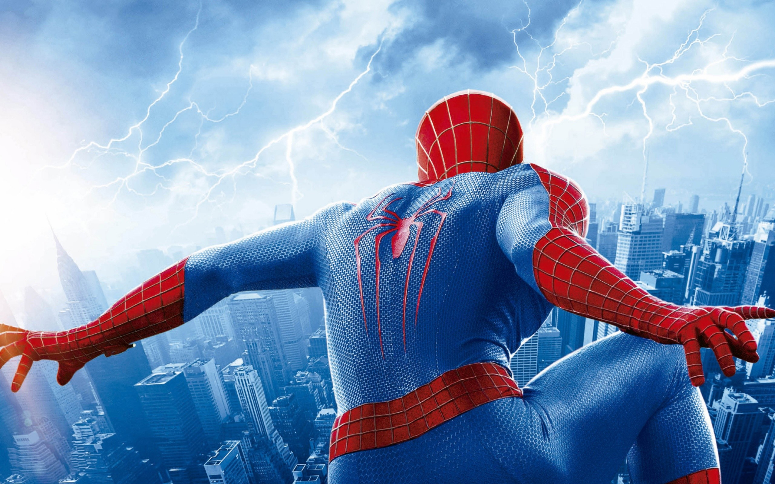 2014 The Amazing Spider Man 2