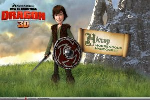 3D How To Train Your Dragon