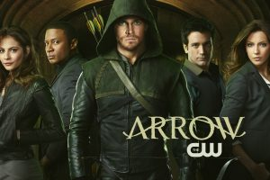 Arrow CW TV Show