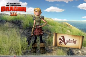 Astrid In 3D