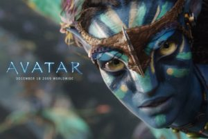 Avatar Neytiri Close Up
