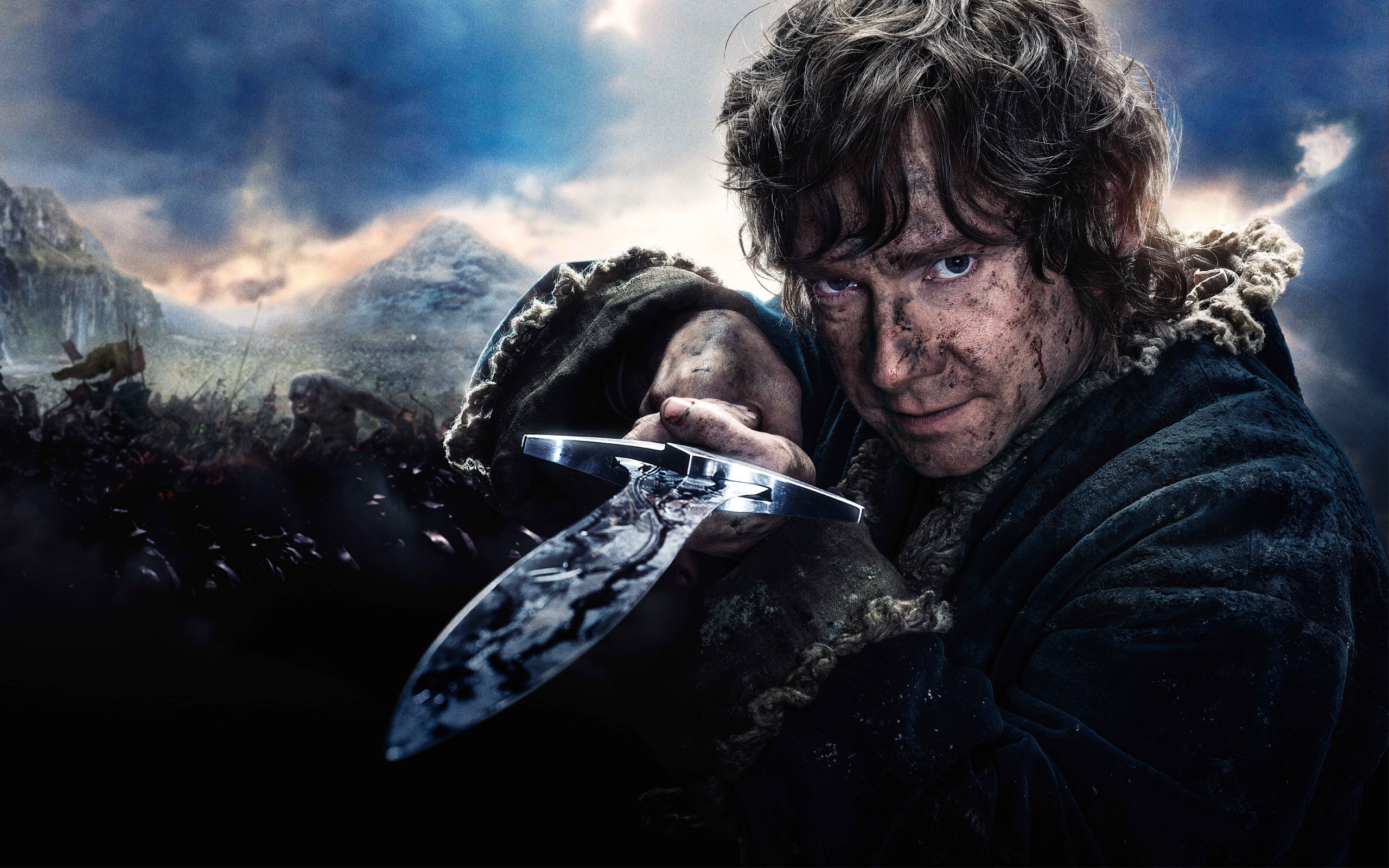 Bilbo Baggins In Hobbit 3