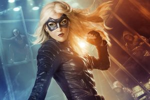 Black Canary In Arrow