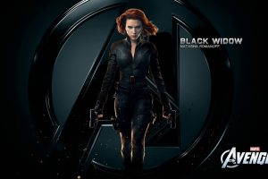 Black Widow The Avengers