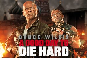 Bruce Willis In Die Hard 5