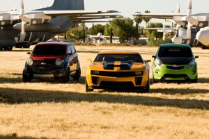 Bumblebee With Friends