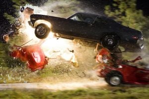 Cars Crush From Death Proof