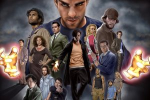 Characters From Heroes Tv Series