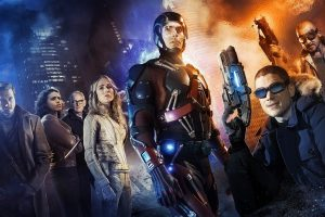 DCS Legends Of Tomorrow TV Series