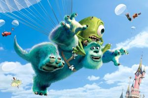 Disney Movies Monsters University