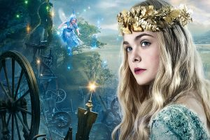 Elle Fanning As Princess Aurora