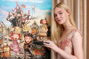 Elle Fanning In The Boxtrolls