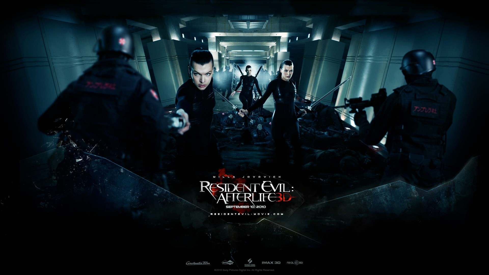 Hd Resident Evil Afterlife HD