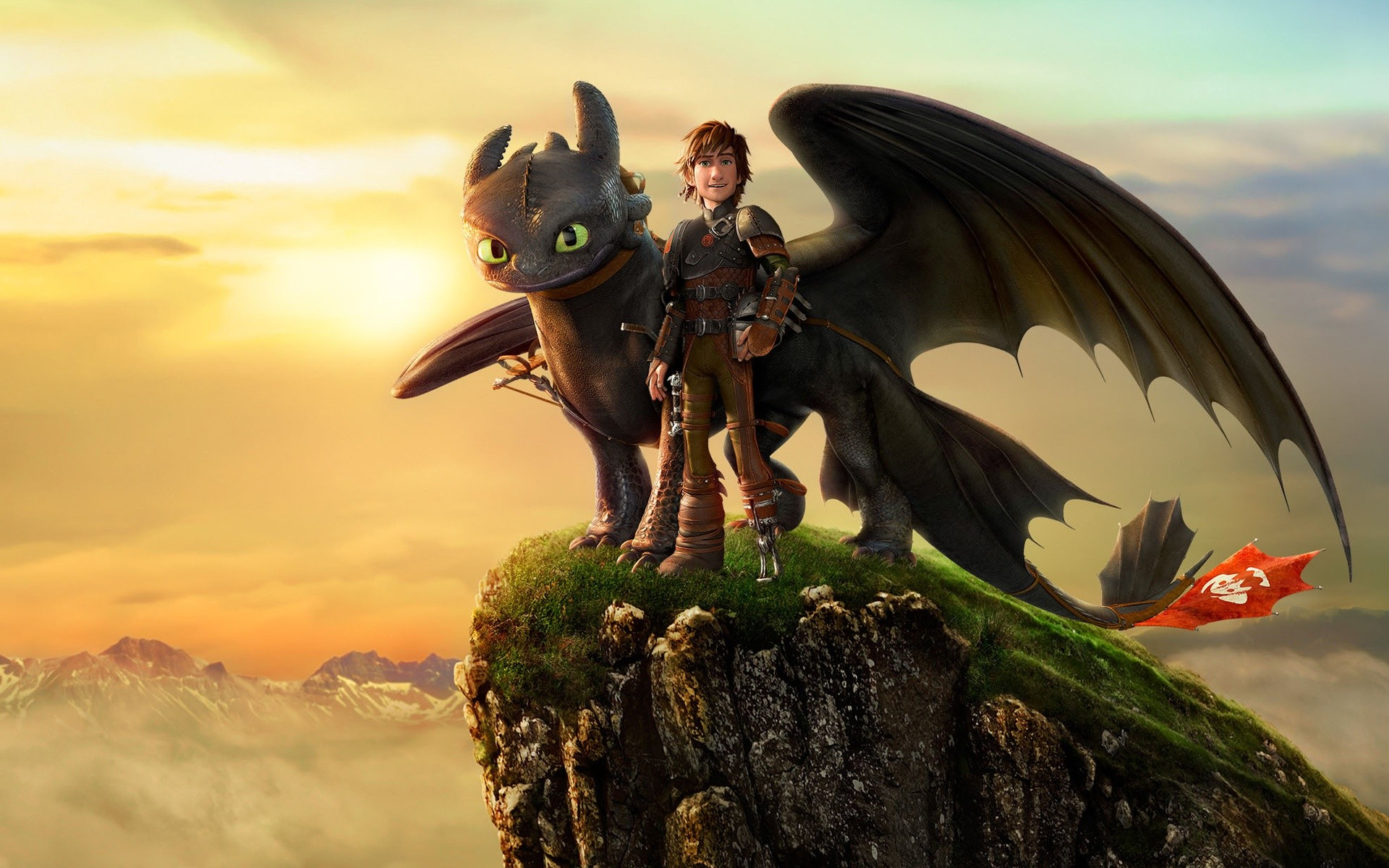 How To Train Your Dragon 2 2014