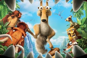 Ice Age 3d Dawn Of The Dinosaurs