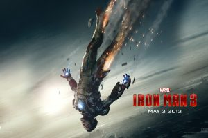 Iron Man 3 Falling From Space