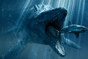 Jurassic World Underwater