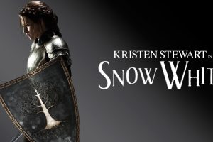 Kristen Stewart In Snow White Movie