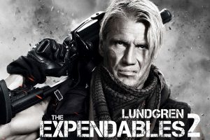 Lundgren In The Expendables 2