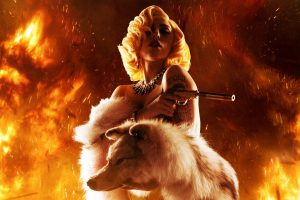 Machete Kills Lady Gaga
