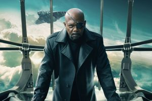 Nick Fury Captain America The Winter Soldier