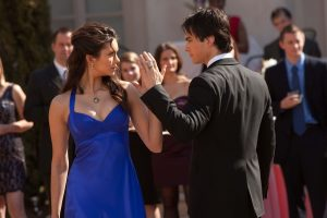 Nina And Ian From Vampire Diaries