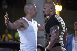 Scene From Fast 5 – Fast & Furious