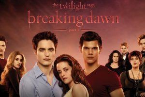 The Twilight Breaking Dawn