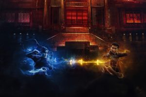 2021 Shang Chi And The Legend Of The Ten Rings 4K